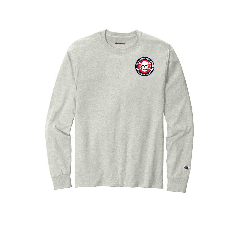 Boca Raton Champion Long Sleeve Tee