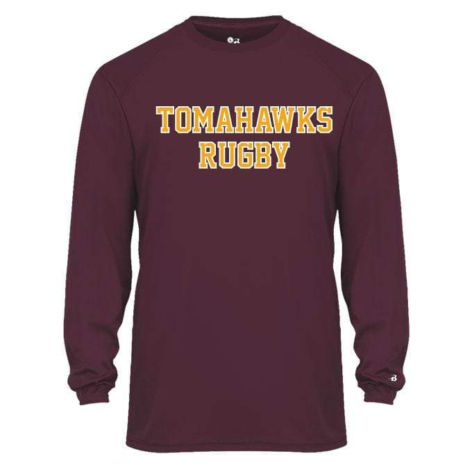 Algonquin Long Sleeve Tee - Ruggers Rugby Supply
