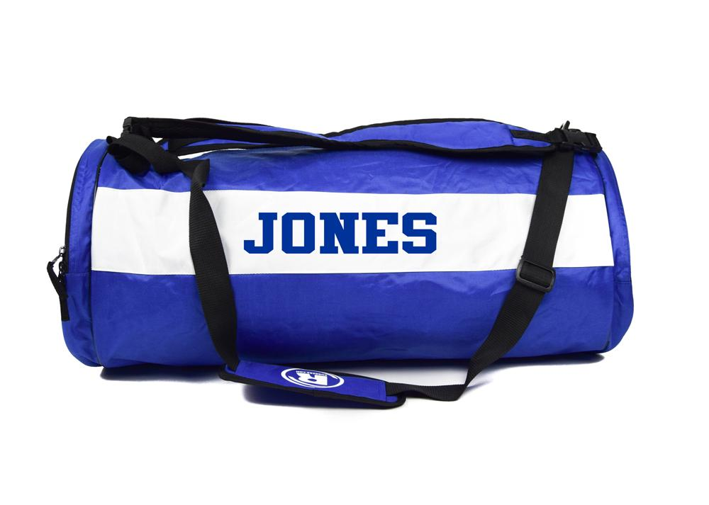 Albany Knicks Barrel Bag