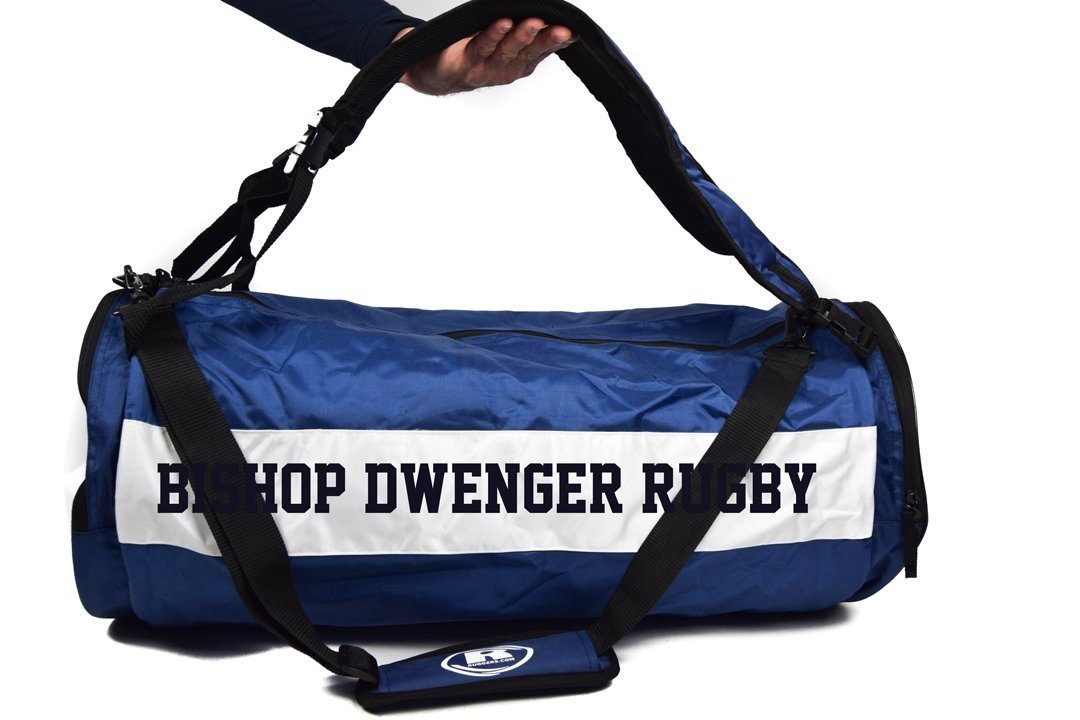 Bishop Dwenger Barrel Bag