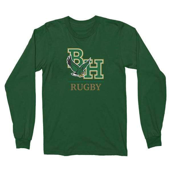 Bishop Hendricken Long Sleeve Tee - Ruggers Rugby Supply