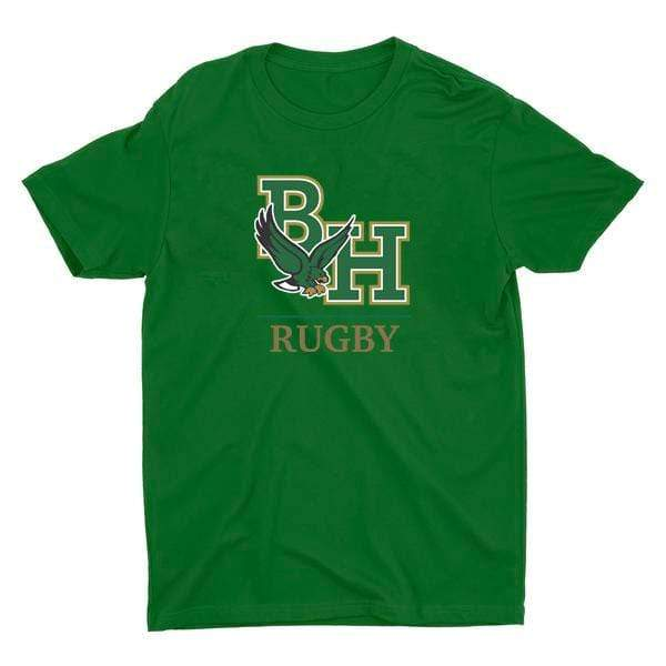 Bishop Hendricken Short Sleeve Tee - Ruggers Rugby Supply