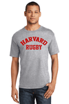 Harvard Rugby Old School Tee - Ruggers Rugby Supply