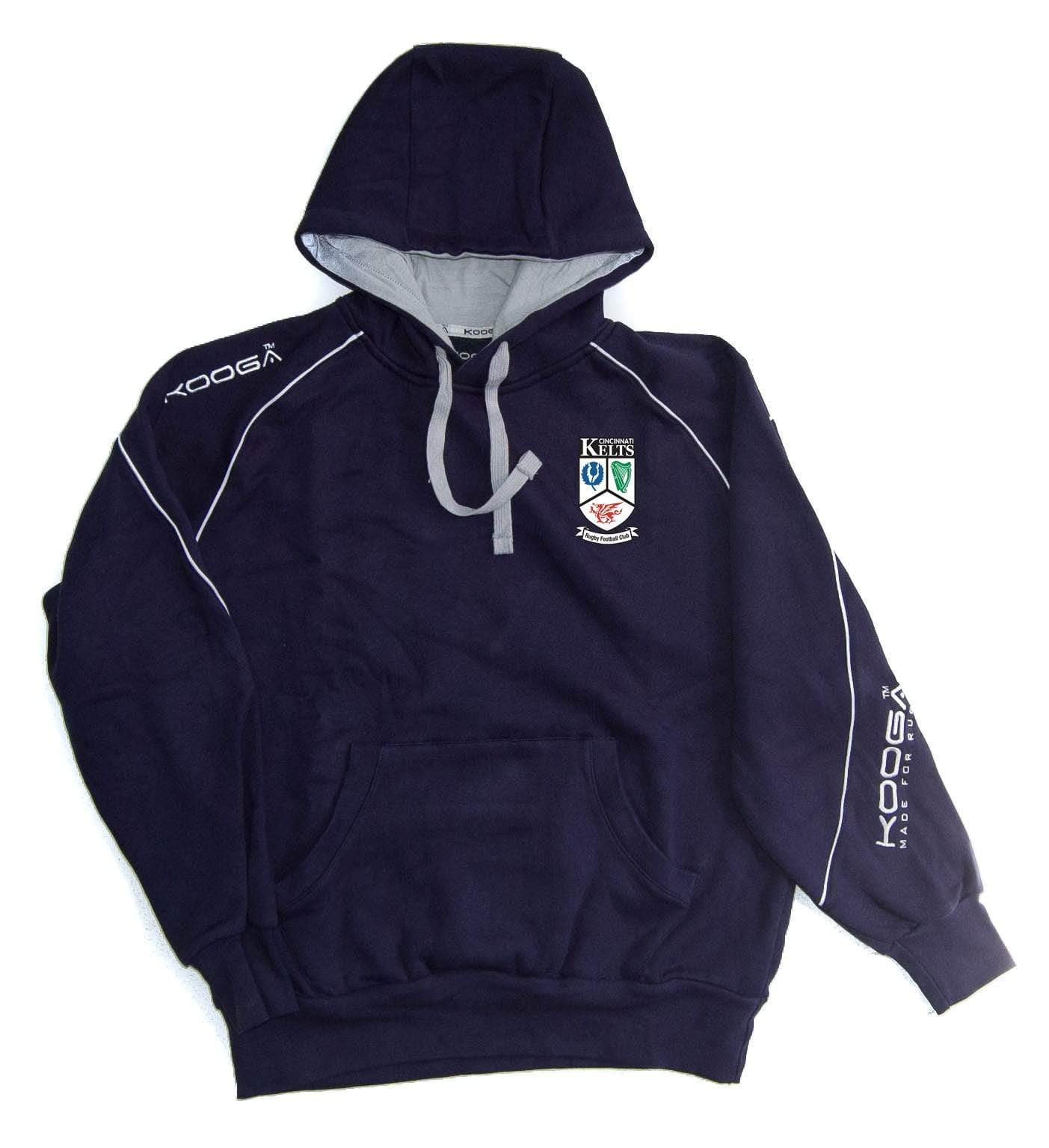 Cincinnati Kelts Kooga Hoody - Ruggers Rugby Supply