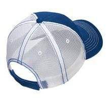 KC Blues District® - Mesh Back Cap - Ruggers Rugby Supply