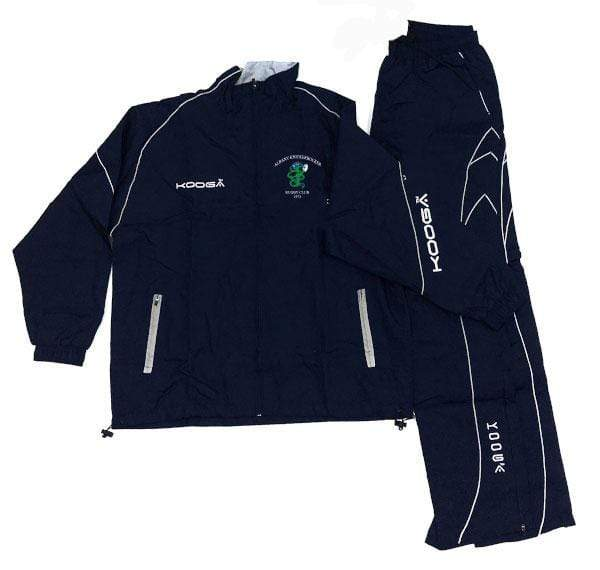 Albany Knicks Tracksuit - Ruggers Rugby Supply