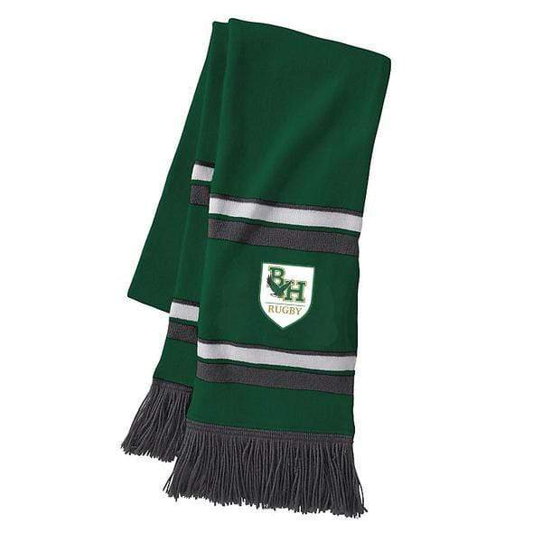Bishop Hendricken RFC Scarf - Ruggers Rugby Supply