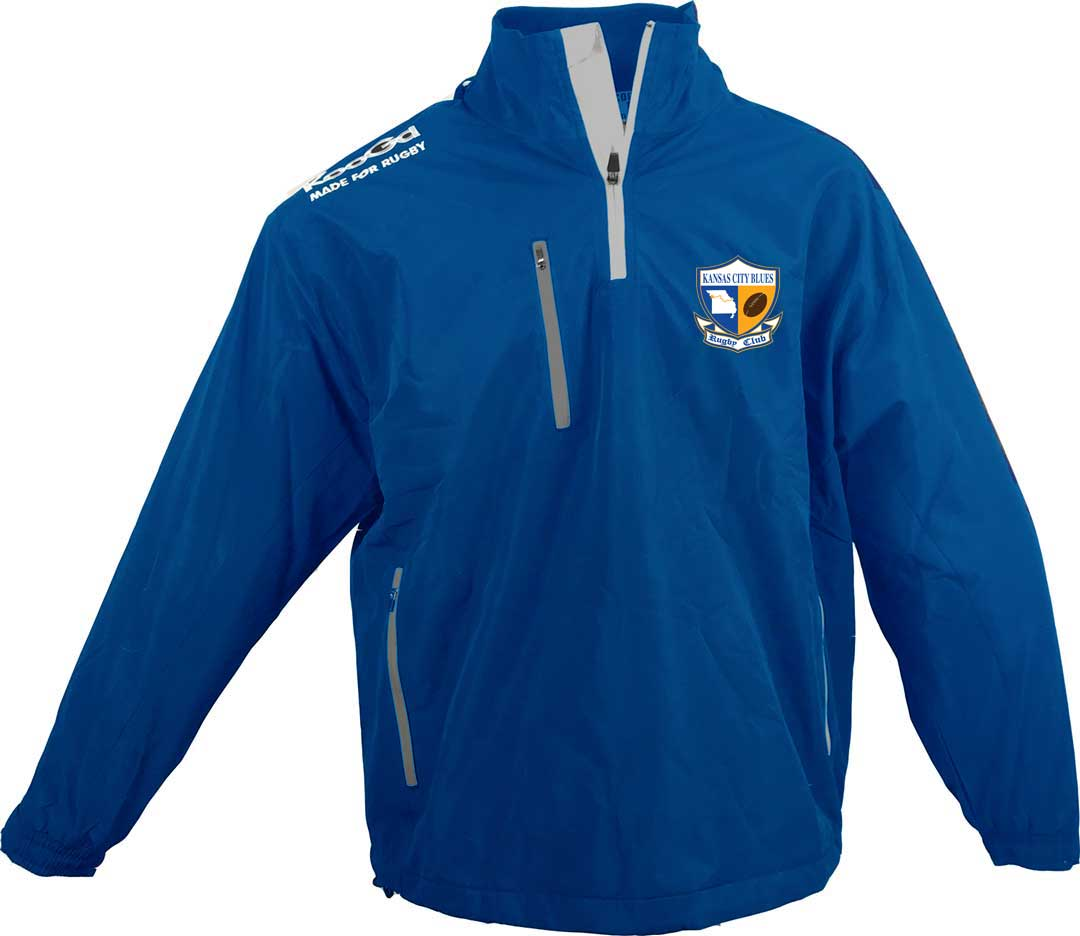 KC Blues Canberra 1/4 Zip Jacket