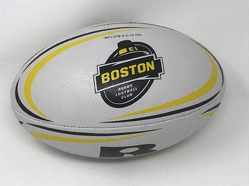 Boston Match Ball - Ruggers Rugby Supply