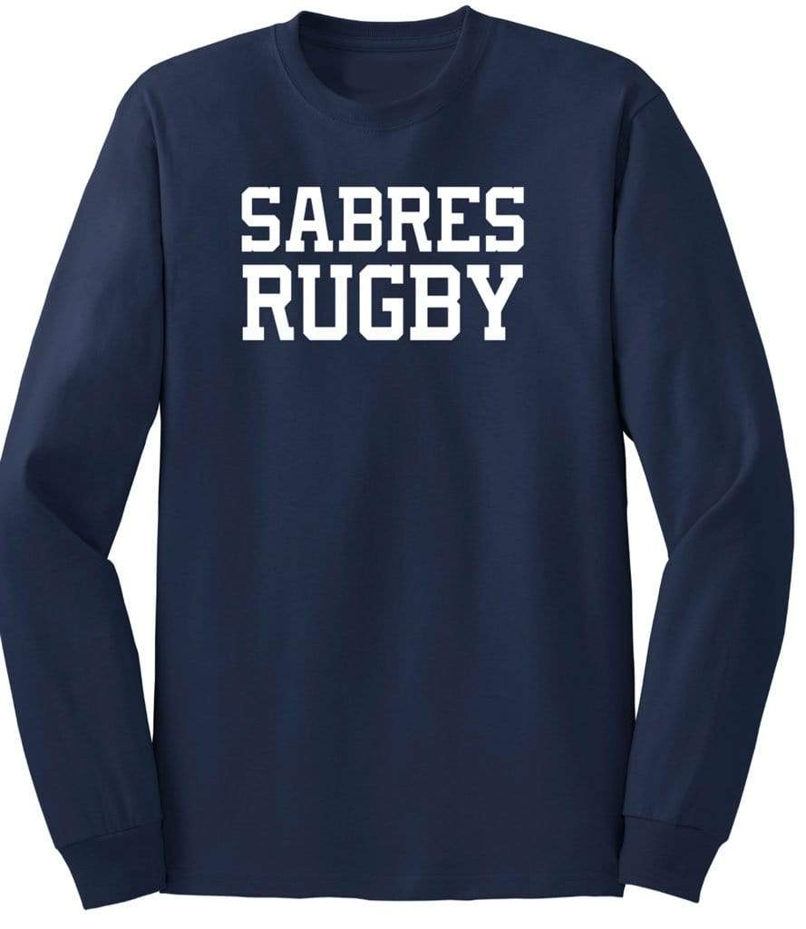 Sabres Rugby Long Sleeve Tee