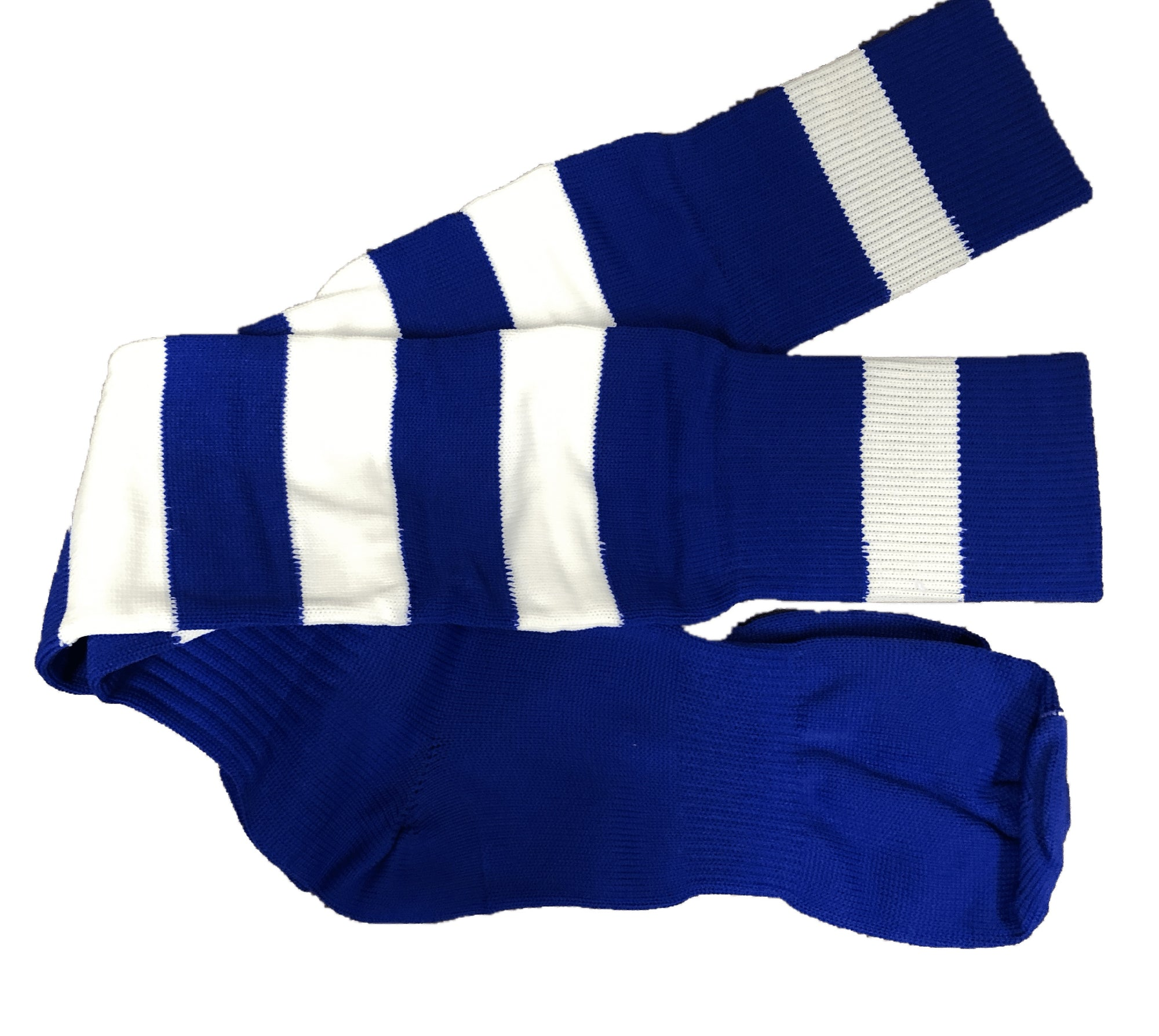 Scottsdale Blues Bumblebee Stripe Sock
