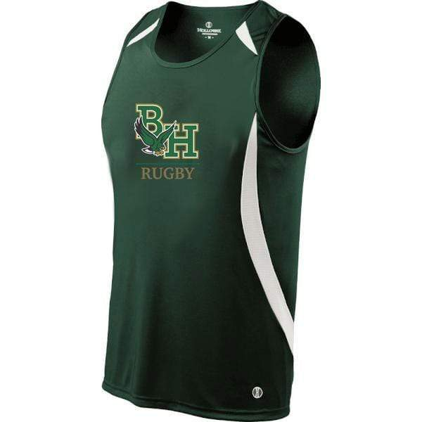 Bishop Hendricken RFC Sleeveless Training Tee - Ruggers Rugby Supply