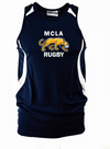 MCLA Sleeveless Training Tee - Ruggers Rugby Supply