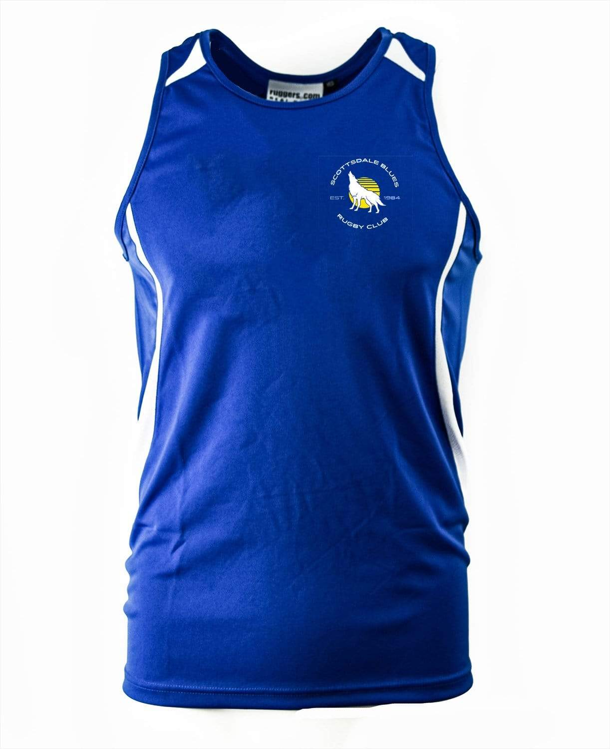 Scottsdale Blues Sleeveless Training Tee