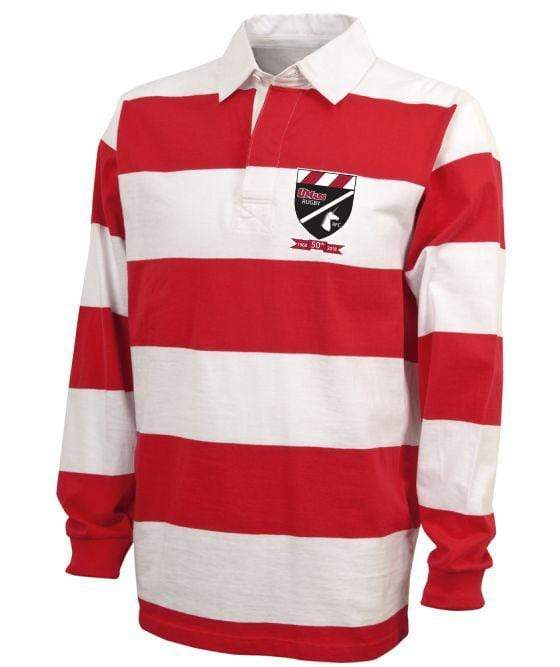 UMASS 50th Anniversary Commemorative Rugby Shirt
