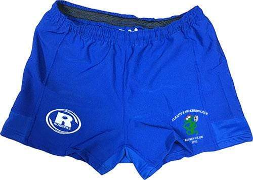 Albany Knickerbockers Royal Short - Ruggers Rugby Supply