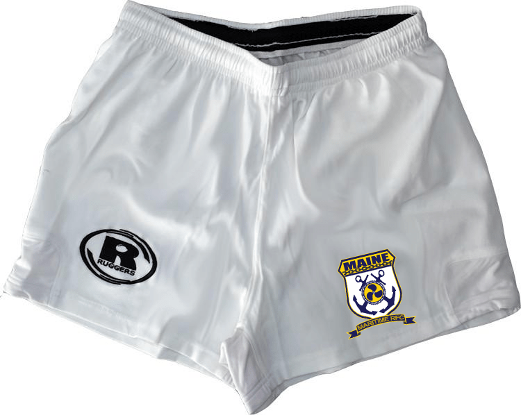 Maine Maritime Academy Auckland Shorts - Ruggers Rugby Supply