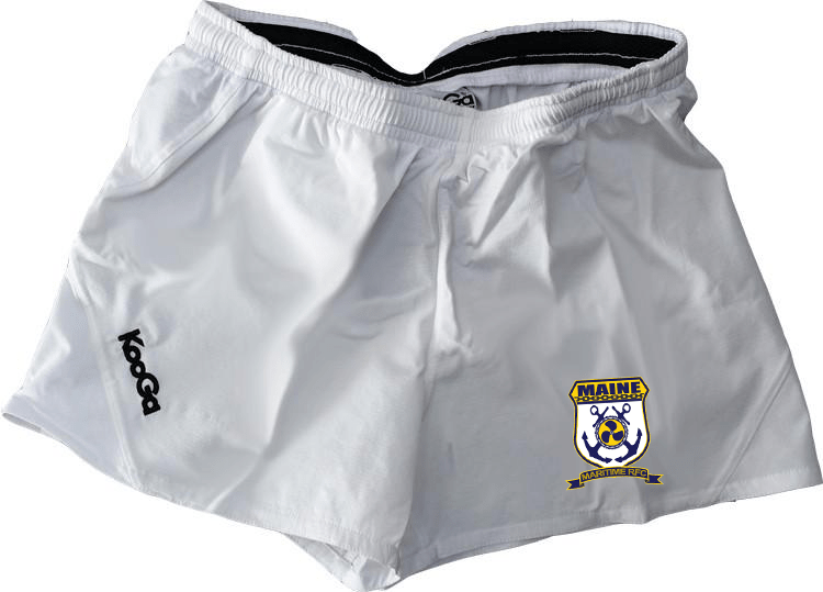 Maine Maritime Academy Kooga Fiji Short - Ruggers Rugby Supply