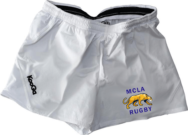 MCLA Kooga Fiji Short - Ruggers Rugby Supply