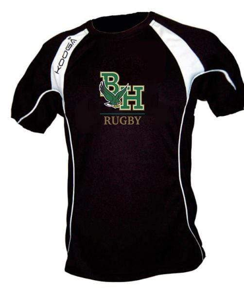 Bishop Hendricken Kooga Training Tee - Ruggers Rugby Supply