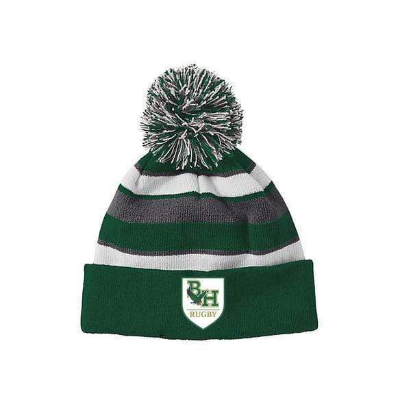 Bishop Hendricken Pom Pom - Ruggers Rugby Supply