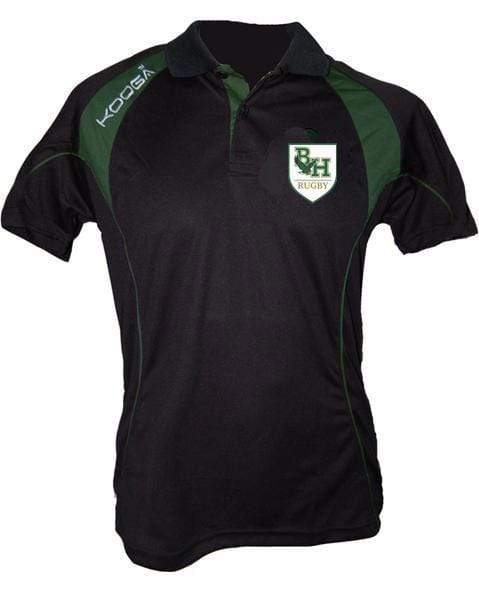Bishop Hendricken RFC Kooga Polo Shirt - Ruggers Rugby Supply
