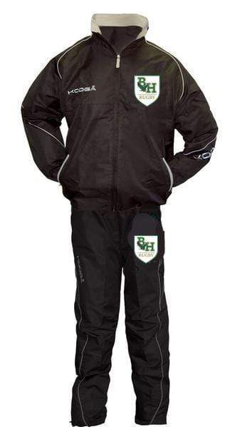 Bishop Hendricken RFC Tracksuit - Ruggers Rugby Supply