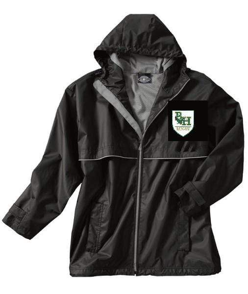 Bishop Hendricken Waterproof Jacket - Ruggers Rugby Supply