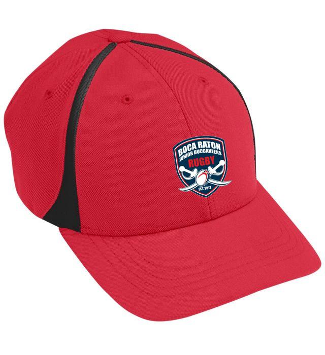 Boca Youth Flexfit Zone Cap