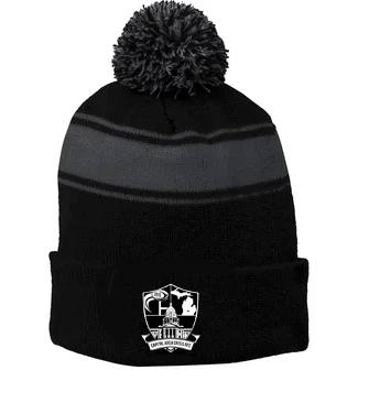 Capital Area Crisis PomPom Knit Hat