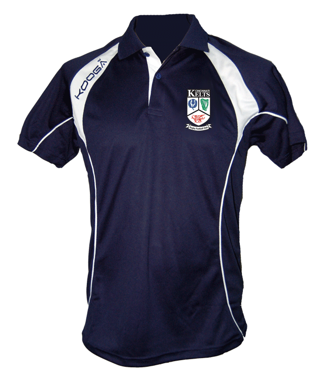 Cincinnati Kelts Kooga Polo - Ruggers Rugby Supply