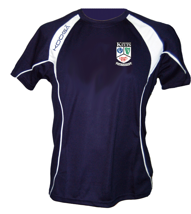 Cincinnati Kelts Kooga Training Tee - Ruggers Rugby Supply