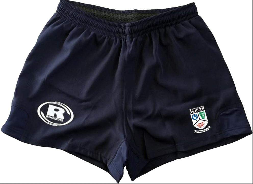 Cincinnati Kelts Ruggers Auckland Shorts - Ruggers Rugby Supply