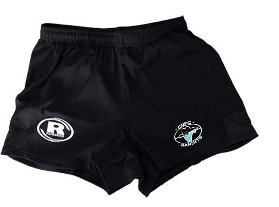 CRFC Bandits Ruggers Short/ Sock Combo - Ruggers Rugby Supply