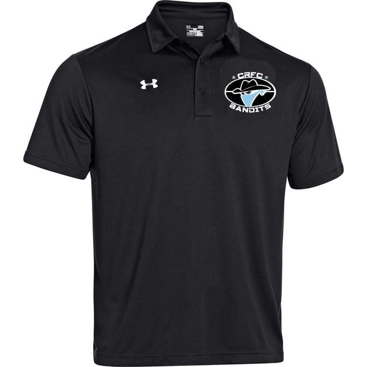 CRFC Bandits  Under Armour Polo - Ruggers Rugby Supply
