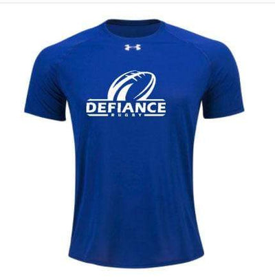Defiance RFC Under Armour Training Tee - Ruggers Rugby Supply