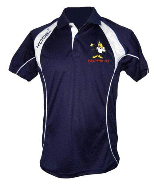 Dirty Birds Kooga Polo - Ruggers Rugby Supply