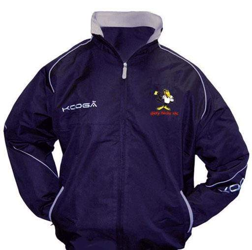 Dirty Birds RFC Kooga Tracksuit Jacket - Ruggers Rugby Supply