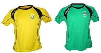 Green Mountain Training Tees - Ruggers Rugby Supply