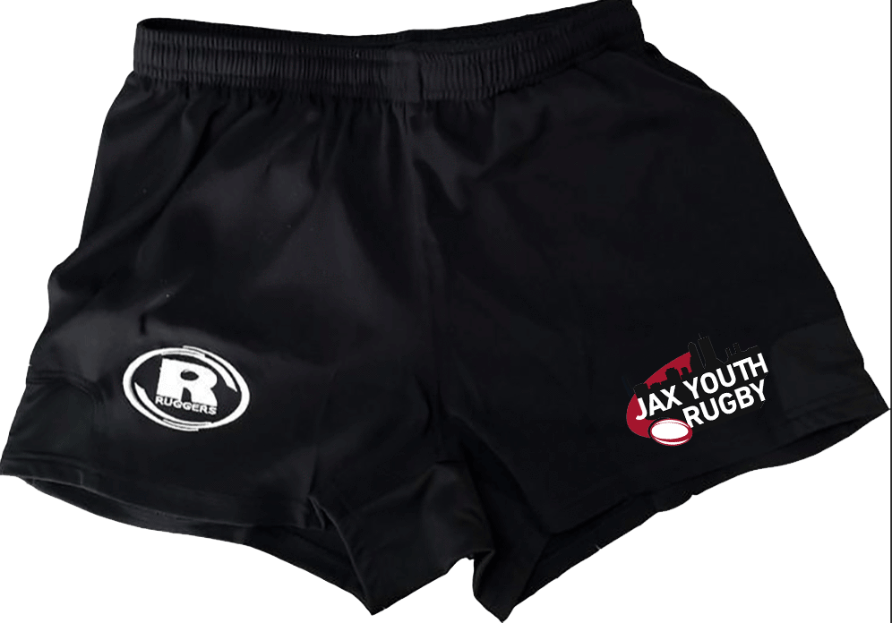JAX Youth RFC Auckland Short - Ruggers Rugby Supply