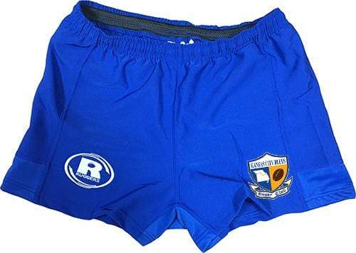 KC Blues Auckland Short - Ruggers Rugby Supply