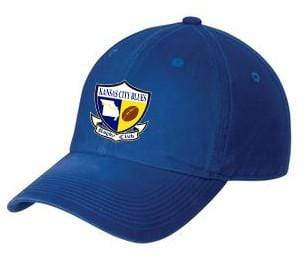 KC Blues Cap - Ruggers Rugby Supply