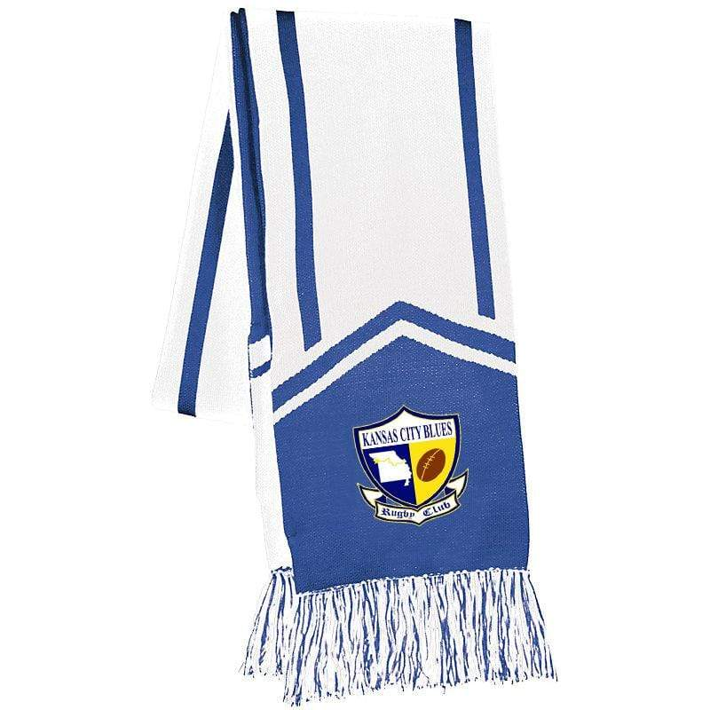KC Blues Scarf