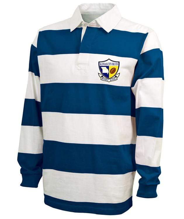 KC Blues Social Jersey - Ruggers Rugby Supply