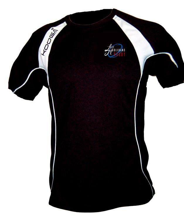 Lady Hooligans Rugby Training Tee