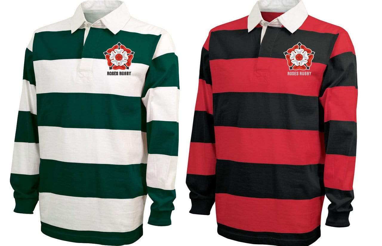 Lancaster Roses Social Jersey - Ruggers Rugby Supply