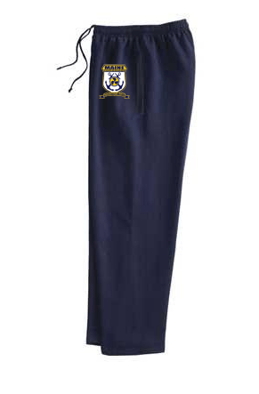 Maine Maritime Academy Heavyweight Sweatpant - Ruggers Rugby Supply