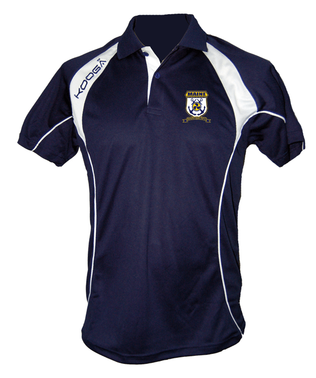 Maine Maritime Academy Kooga Polo Shirt - Ruggers Rugby Supply
