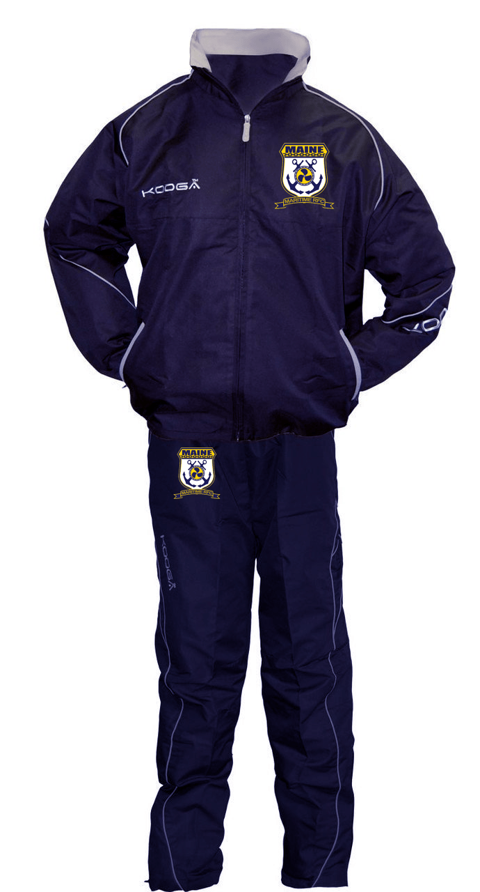 Maine Maritime Academy Kooga Tracksuit - Ruggers Rugby Supply