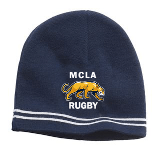 MCLA Knit Beanie - Ruggers Rugby Supply